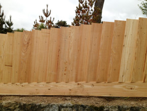 Fencing by Cathedral Landscape & Fencing