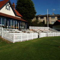 Maintenance free fencing by Cathedral Landscape & Fencing